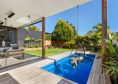 Plunge Pool and Deck Builder